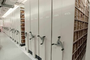 DOCUMENT STORAGE FACILITY MONITORING
